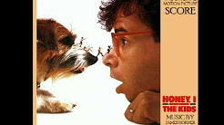 Honey, I Shrunk The Kids Soundtrack--Track 1 Main Title