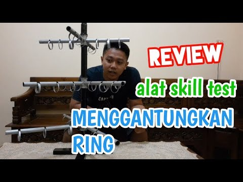 REVIEW ALAT SKILL TEST MEMASANG RING