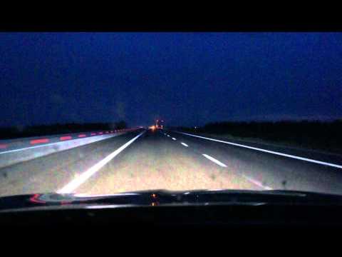 driving to Krasnodar