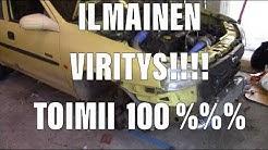 HALVIN JA TOIMIVIN VIRITYS!