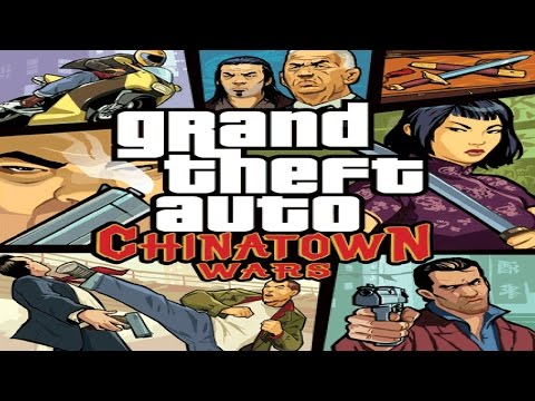 Grand Theft Auto: Chinatown Wars (by...