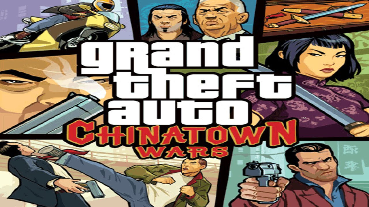 Grand Theft Auto Chinatown Wars (PPSSPP) Su Android ITA ...