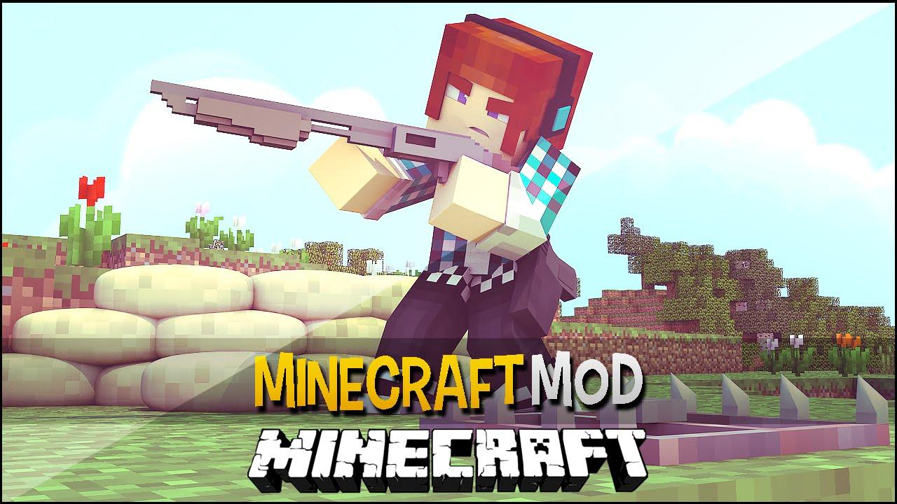 mod de armas minecraft 1.8 download