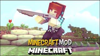 Minecraft Mod: Armas Realistas e 3D - 3D Gun Mod