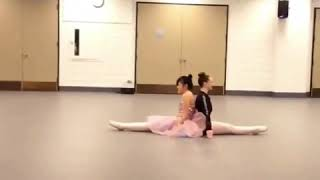 My ballet dance performance March 25, 2017