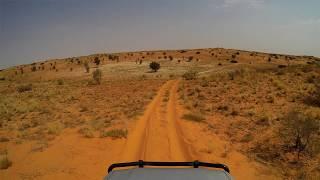 Kgalagadi Transfrontier Park with Nossob Eco Trail offroad adventure
