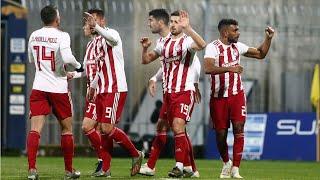 Η παρακάμερα του Αστέρα Τρίπολης - Ολυμπιακός! / Asteras Tripolis - Olympiacos  behind the scenes!