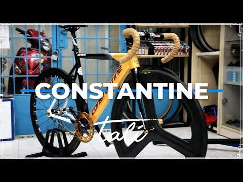Constantine Bikes - Barnard 2017 @ DAN Fixed Gear