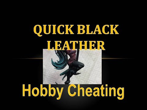 Hobby Cheating 126 - Quick Black Leather indir