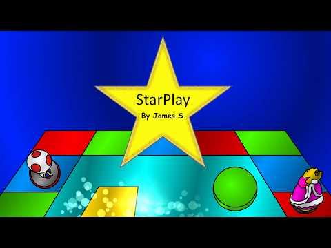 StarPlay: an original amiibo board game