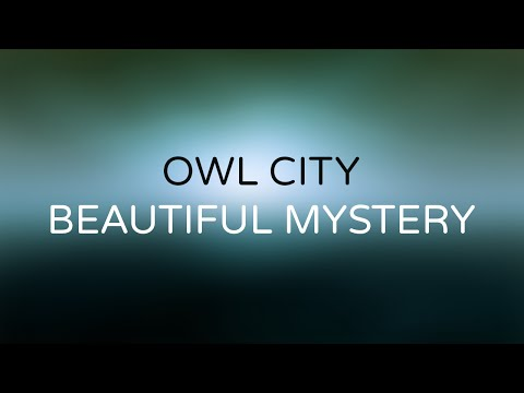 Owl City — Beautiful Mystery [ATMOSED]