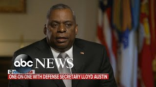 'Saudi is from my perspective ... a strategic partner in the region': Lloyd Austin   ABC News