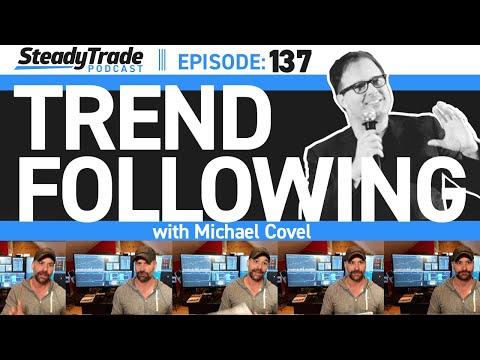 michael covel részvény kereskedés trendek szerint