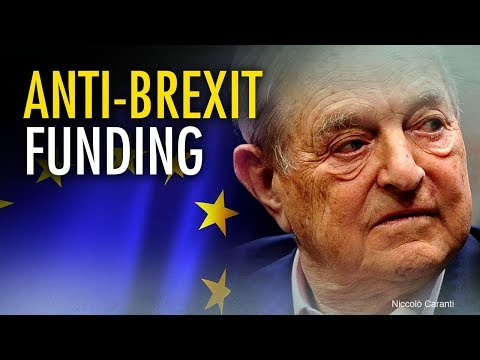 Soros-funded, anti-Brexit group to lobby MPs | Jack Buckby
