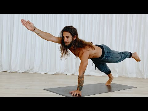 Slow Strength Practice | Yoga with Patrick Beach