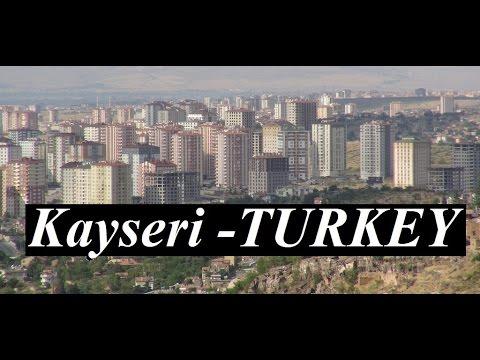 Turkey/Kayseri (Central Anatolia) Part 1