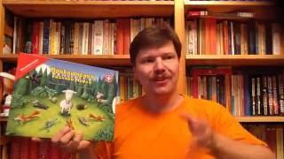 Роджер Ринер. Приключения козлика Чарли: Книга с запахами