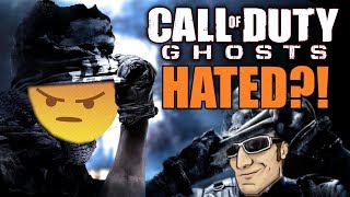 Why Was Call of Duty: Ghosts SO HATED! And... BAD!