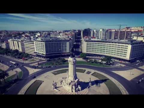 Parque Eduardo VII & Marquês de Pombal Square