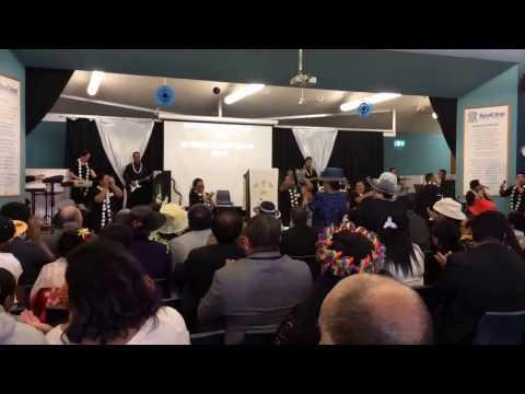 Merrylands SAOG Worship Team - NSW Combined Service April '17