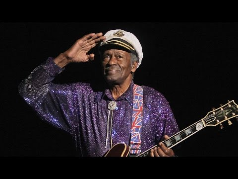 Music Legend Chuck Berry Dead at 90