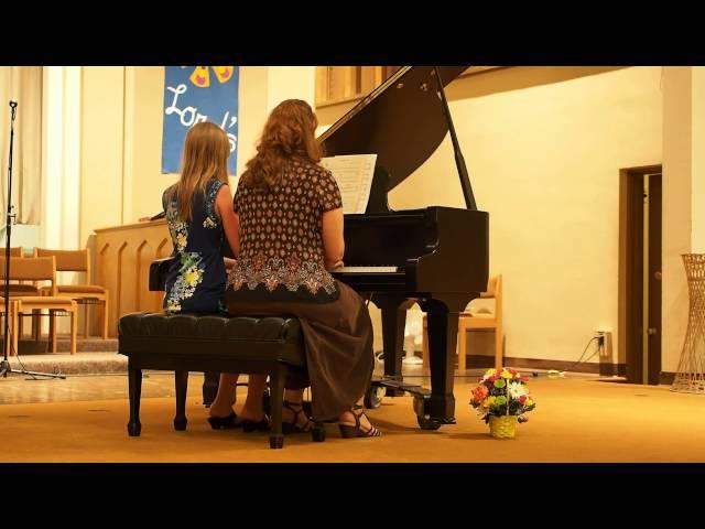 Suzanne & Maddys recital