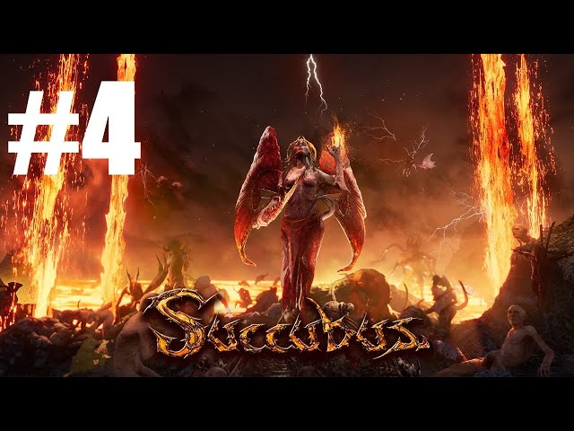SUCCUBUS - [Complete Playthrough Part 4/5] [1440p] [AO] - Gameplay PC