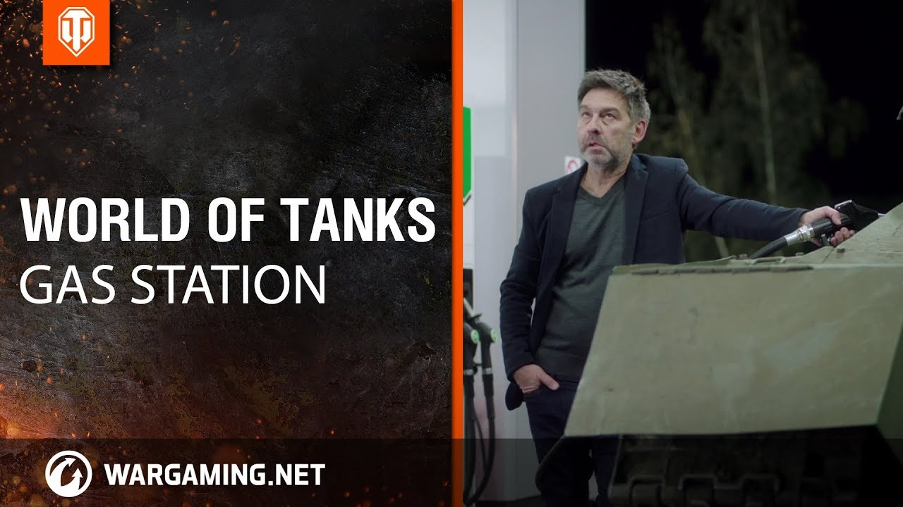 World of Tanks presents: The Gas Station