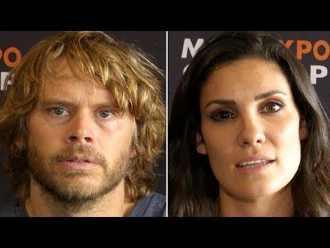 NCIS Los Angeles Daniela Ruah & Eric Christian Olsen Interview