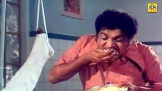 அன்னே சாப்பாடு ரொம்ப... நல்லா இருக்கு சுருளி ராஜன் காமெடி || Suruli Rajan Food Comedy