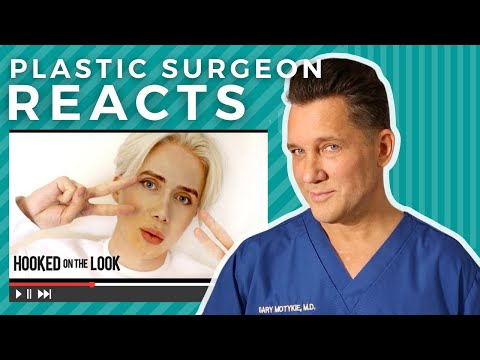 Download PLASTIC SURGEON REACTS: Oli London Spent $100K To Look Like Jimin from BTS