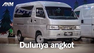 Kini Suzuki Carry Minibus jadi mewah!