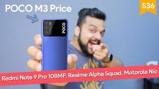 POCO M3 price & specs, Mot…