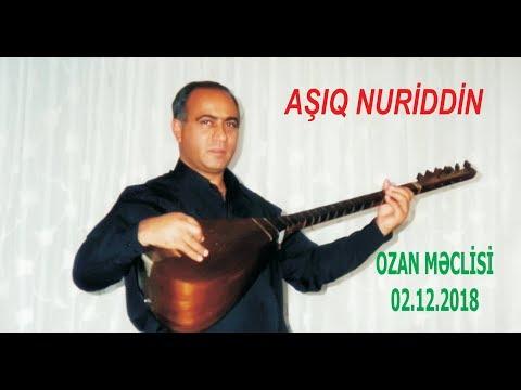 Aşıq Nuriddin - Ozan məclisi (İTV - 02.12.2018)