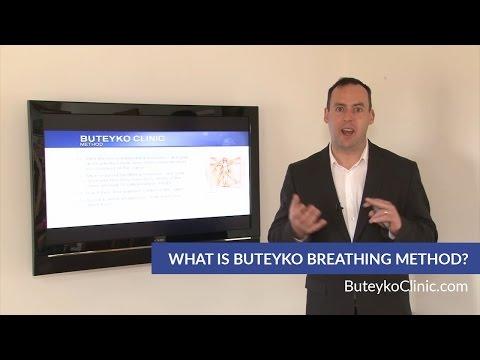 What Is The Buteyko Breathing Method By Patrick McKeown, Buteyko Clinic International
