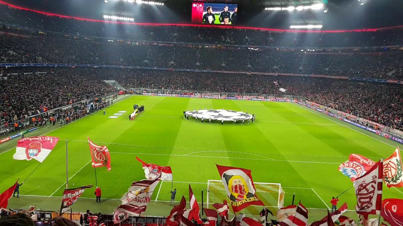 Paris Gegen Bayern