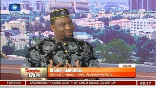 Amachree, Nat'l Chairman YP Party Advocates For Vision-Driven Politics | Sunrise Daily |