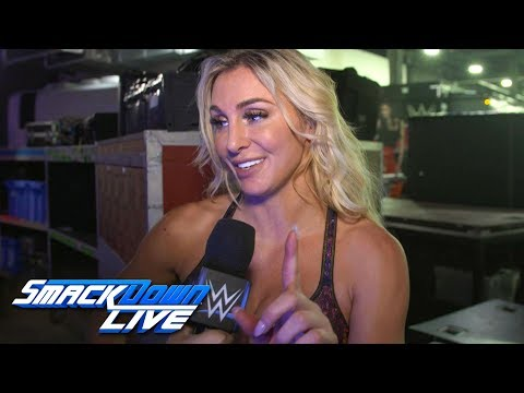 Charlotte Flair's harsh message for Liv Morgan: SmackDown Exclusive, July 16, 2019