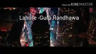Lahore~~_guru Randhawa