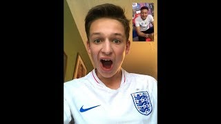 The Moment JESSE LINGARD Surprises me with ENGLAND VS BELGIUM TICKETS...