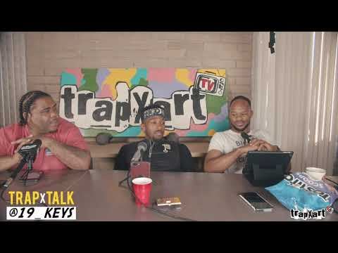 TRAP x TALK S1E3 FT 19 KEYS