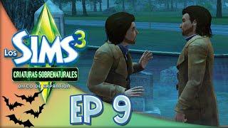 Los sims 3 - Criaturas sobrenaturales - Cap 9 - El doble de Cristian