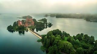 Тракайский замок.(Европейские замки.Литва,замок Тракай. https://youtu.be/2gN2PsTBJOc https://youtu.be/-sGUjj-UmVY https://youtu.be/DRPXi5zoV-k ..., 2016-11-19T06:42:39.000Z)