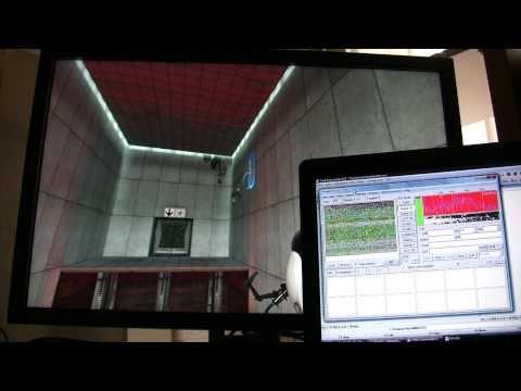 Portal - secret SSTV radio transmissions