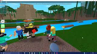 Roblox- First time playing BTW!