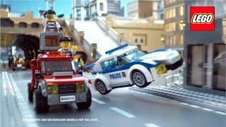 レゴにはカッコいい車がたくさん!はたらく車、有名なスーパーカー、かっこいいレースカー、リモコン操作できる車、ニンジャゴーのヒーロー...