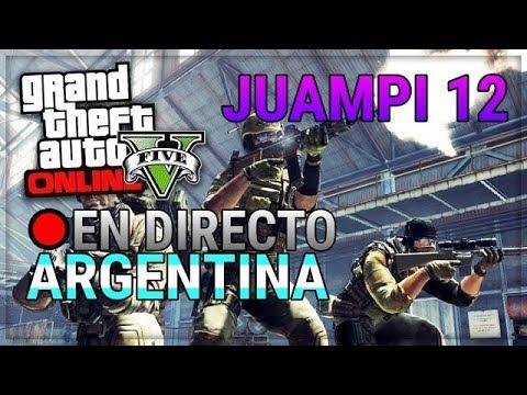 DIRECTO DE GTA V ONLINE!!!!!!RNG Y MAS!!!UNITE Y JUGAMOS!!!!!(ARGENTINA)(PS4)