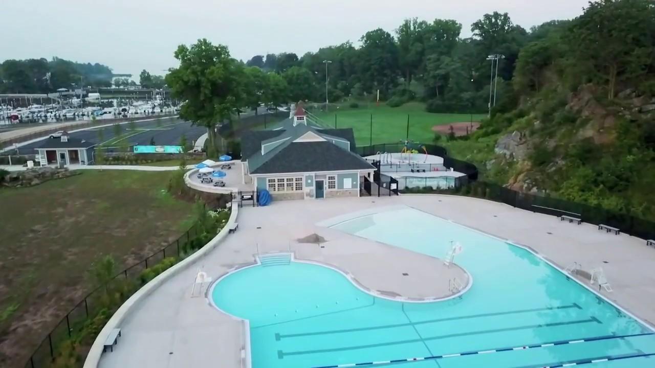 Greenwich Pool in Byram Park | Junior League of Greenwich