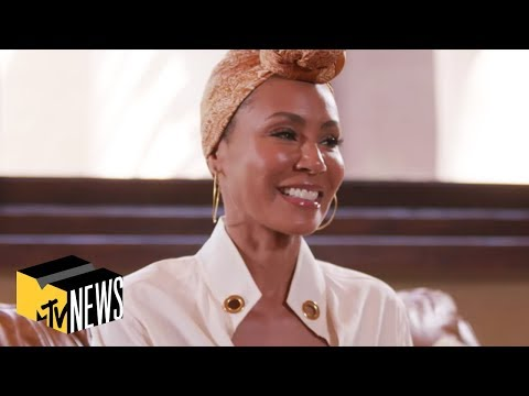 Jada Pinkett Smith Opens Up About Her Life & Trailblazing Career | Personal Space | MTV News