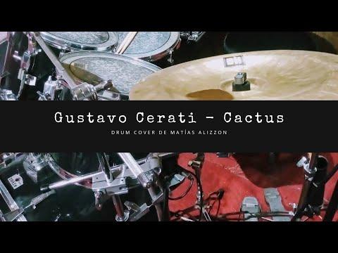 Gustavo Cerati – Cactus // Drum Cover #1
